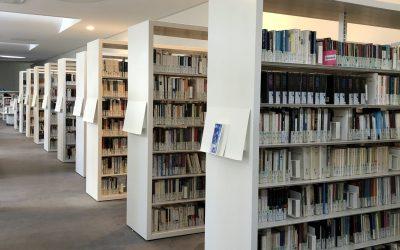 SV Bibliotheekinrichting - bibliotheekkasten